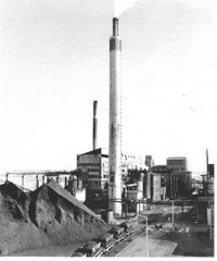 CUF - Barreiro, Unidade de Tratamento de Cinzas de Pirite