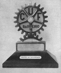 Troféu de Segurança CUF