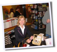Book signings and events