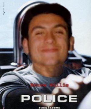 Anche i migliori potrebbero usare Police...