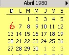 DOMINGO 06 DE ABRIL DE 1980