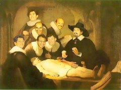 """Clase de Anatomia en San Fernando"" (version ChB)"