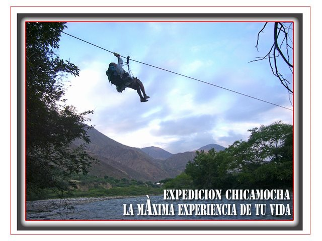 GREAT CHICAMOCHA CANON