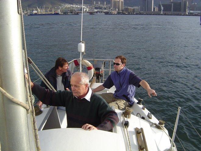 Test Sail 1