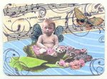 """Cabbage Patch Fairy"" ATC"
