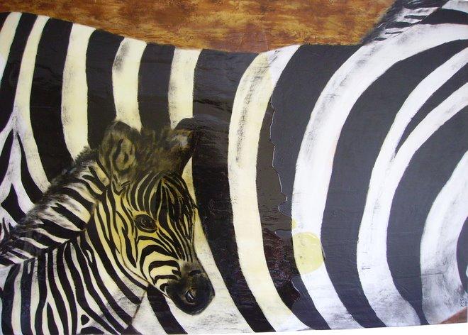 Zebras - Sold