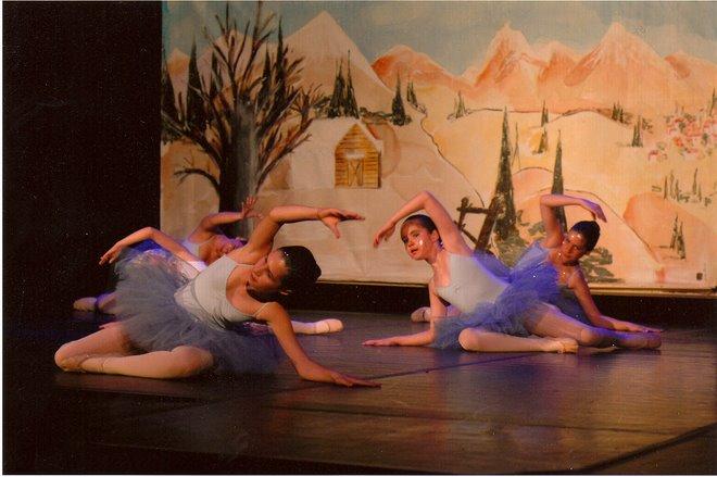 Snegurka - A Menina da Neve - Inverno