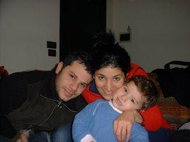 Alessandro & Family