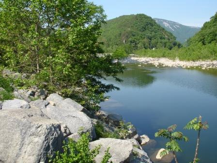 Potomac, North Fork of the South Branch