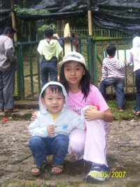 My Photo &amp; My Younger Brother