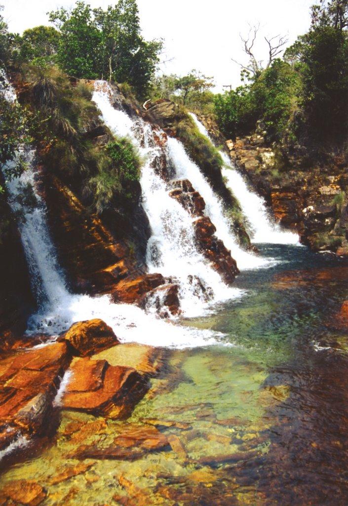 Cachoeira do Rio Prata I