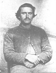 Illinois Civil War Soldier