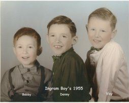 Bob, Dennis & Vay Ingram
