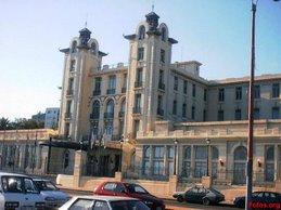 Sede ALALC.-Antiguo Parque Hotel