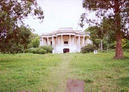Palacio Piria, en Argentina