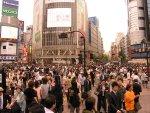 东京,1千2百万人