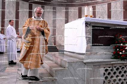 Risultati immagini per roman williams santa sabina 2006