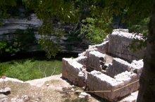 Cenote de los sacrificios