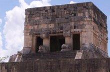 Templo de los jaguares