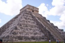otra vista de la piramide
