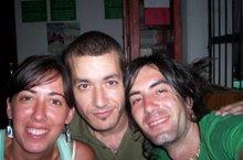 (Merida) Patrik, yo y Cobi