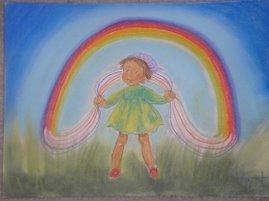Soetkins regenboogje