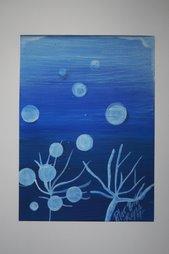Lunas en agua