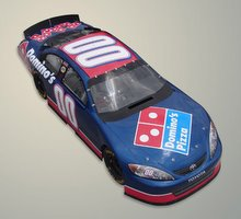 David Reutimann's Dominos 00 Car