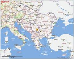 Serbia, Nis,  Kralja Milana 8   ABŠ
