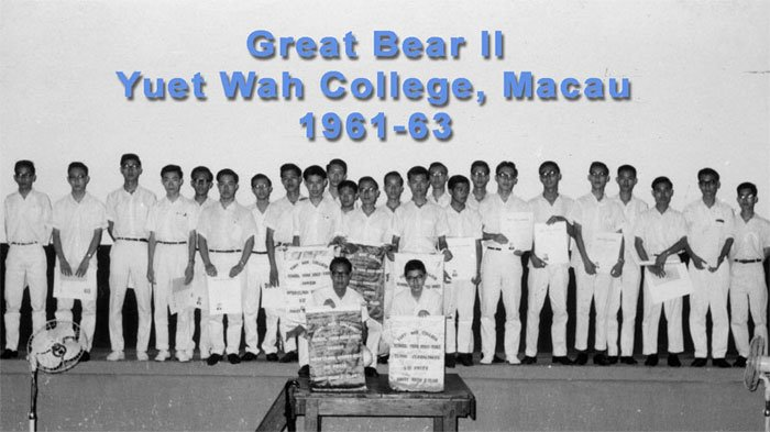 Yuet Wah College-Great Bear II