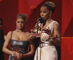 Mary J. Blige shines bright?