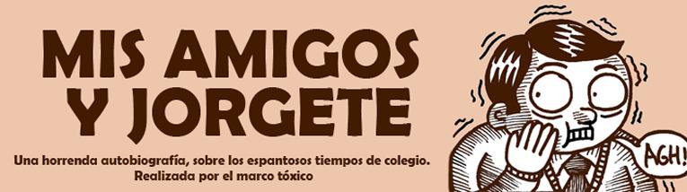 MIS AMIGOS Y JORGETE