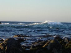 Mar de Valparaíso.