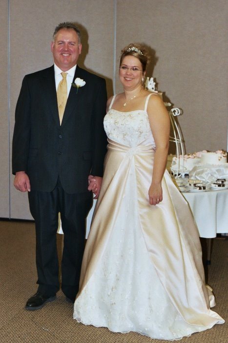 Introducing...Mr. & Mrs. Gerald Hoffman Jr.
