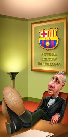 futbol cruyff barcelona
