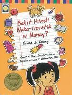 """""""Bakit Hindi Naka-Lipistik si Nanay?"""""""