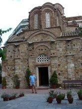 Thessaloniky - kaplnka