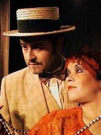 Félix Manzo y Luisa Jorquera