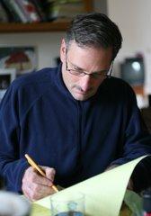 Joe writing