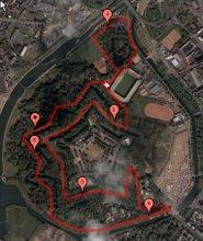 """Parcours d""""entrainement 5 km"""
