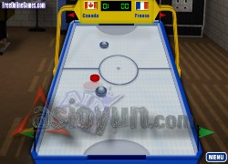 Masa Hokeyi (Air Hockey)