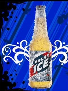 logo de polar ice: