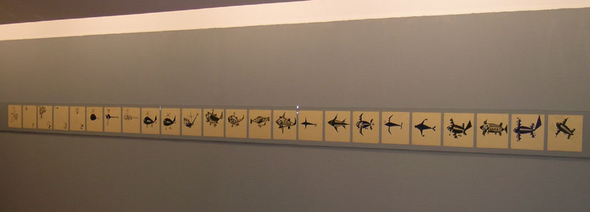 "tumbada, flying story, padiglione d""arte contemporanea, milano 2004"