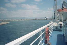 Viajando en Barco