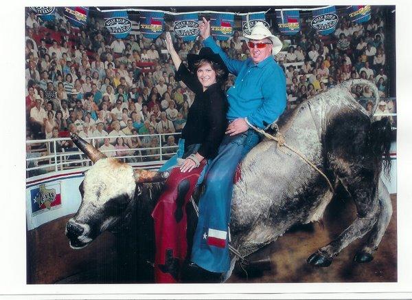 "West Texas Ridin"""