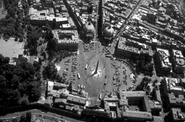 Piazza del Popolo not Populo