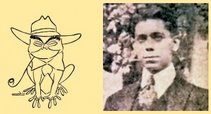 El poeta en 1926