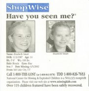 "Why you should always look at ADVO's ""Have you seen me?"" fliers:"