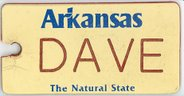 "My ""license"" to talk about Arkansas, which I first saw in 1965"