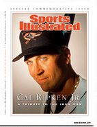 CAL RIPKEN JR. SPECIAL COMMEMORATIVE ISSUE